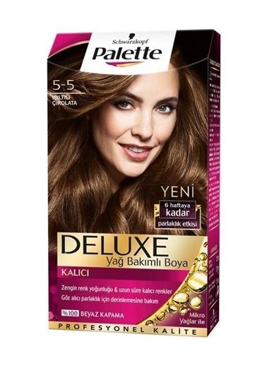 Palette Palette Deluxe Krem Boya 5-5 Renksiz